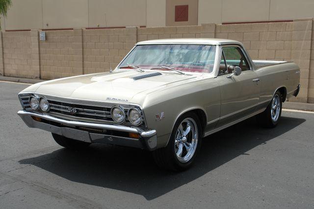 1967 Chevrolet EL Camino Phoenix, AZ 10
