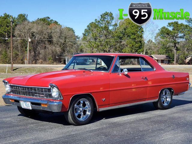 1967 Chevrolet II Nova SS