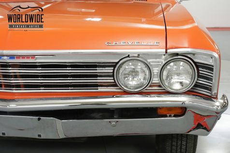 1967 Chevrolet MALIBU SS TRIBUTE 350V8 4-SPEED PS DISC BRAKES    Denver, CO   Worldwide Vintage Autos in Denver, CO