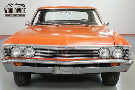 1967 Chevrolet MALIBU SS TRIBUTE 350V8 4-SPEED PS DISC BRAKES  | Denver, CO | Worldwide Vintage Autos in Denver, CO