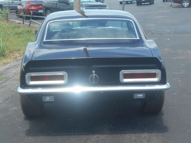 1967 Chevy Camaro Blanchard, Oklahoma 2
