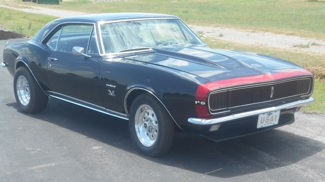 1967 Chevy Camaro Blanchard, Oklahoma