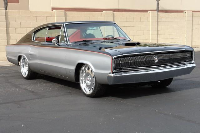 1967 Dodge Charger  CHIP FOOSE Phoenix, AZ 18