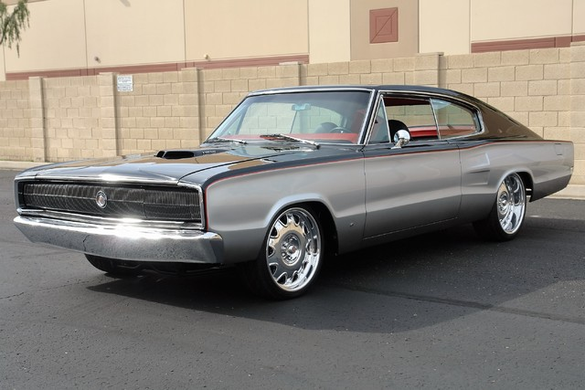 1967 Dodge Charger  CHIP FOOSE Phoenix, AZ 19