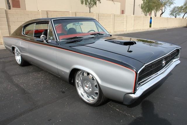 1967 Dodge Charger  CHIP FOOSE Phoenix, AZ 21
