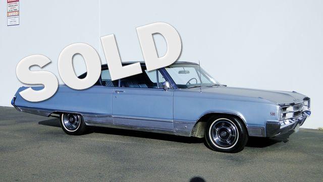 1967 Dodge MONACO 500 383 MAGNUM TV REALITY SHOW CAR