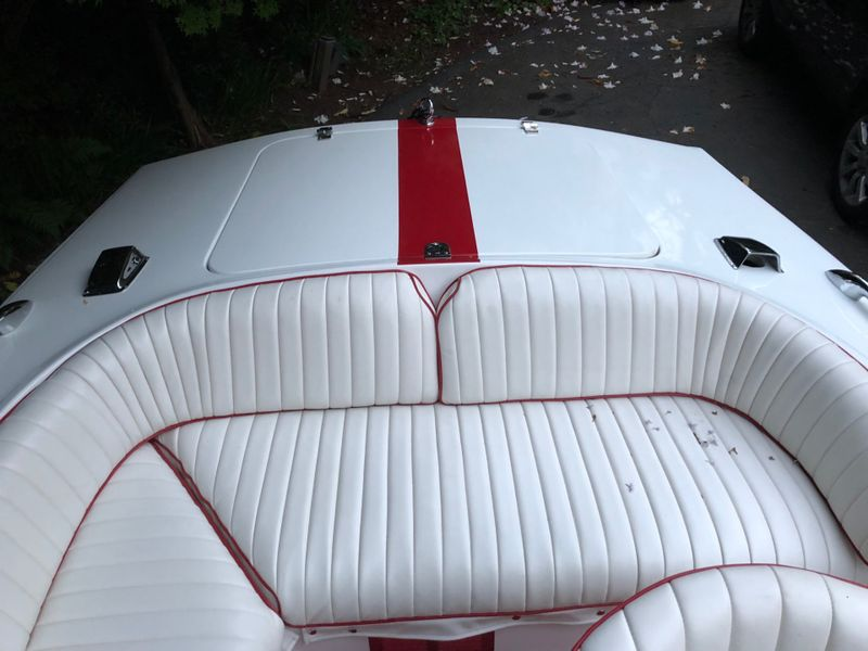1967 Donzi 16 Ski Sporter Sweet 16 40K in Pro Restoration   city Washington  Complete Automotive  in Seattle, Washington