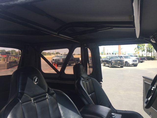 1967 Ford Bronco Fiberglass Custom in Boerne, Texas 78006