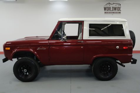 1967 Ford BRONCO RESTORED. V8 AUTOMATIC. DISC. 4X4 MUST SEE | Denver, CO | Worldwide Vintage Autos in Denver, CO