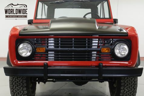 1967 Ford BRONCO  RESTORED 408 STROKER CRATE VINTAGE AC PS | Denver, CO | Worldwide Vintage Autos in Denver, CO