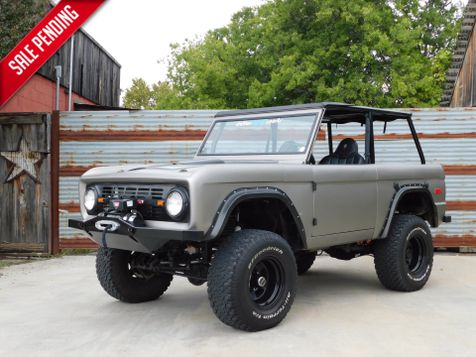 1967 Ford Bronco Supercharged in Wylie, TX
