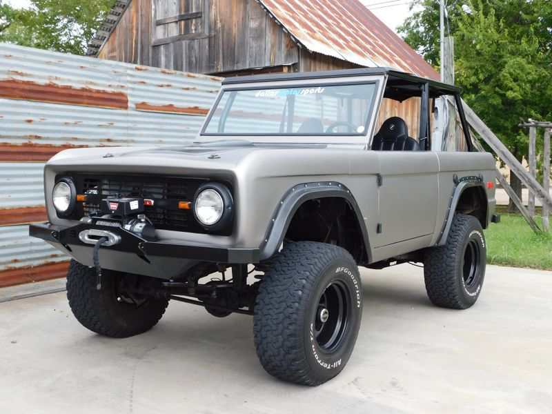 1967 Ford Bronco Supercharged  city TX  Dallas Motorsports  in Wylie, TX