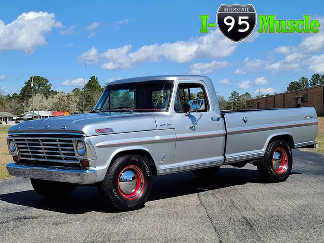 1967 Ford F-250 Ranger in Hope Mills, NC 28348