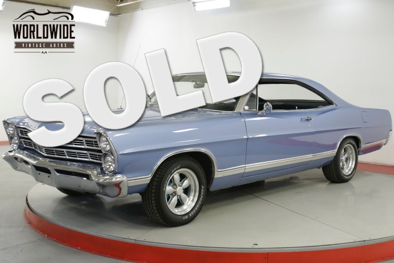 1967 Ford GALAXIE  289V8 AUTOMATIC PS NEW INTERIOR | Denver, CO | Worldwide Vintage Autos
