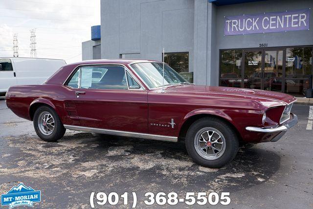 1967 Ford Mustang 2 Door Hardtop 289 2 BBL