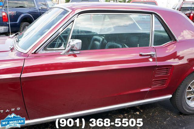 1967 Ford Mustang 2 Door Hardtop 289 2 BBL in Memphis, Tennessee 38115