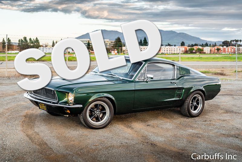 1967 Ford Mustang Fastback Pro Touring   Concord, CA   Carbuffs