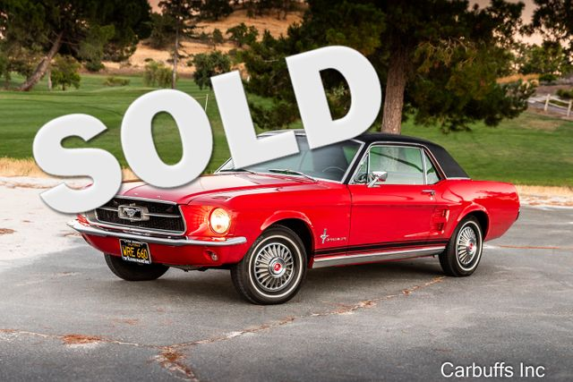 1967 Ford Mustang  | Concord, CA | Carbuffs in Concord