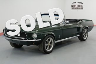 1967 Ford MUSTANG SHELBY GT350 TRIBUTE! 289V8! 5 SPEED. PS PB. | Denver, CO | Worldwide Vintage Autos in Denver CO