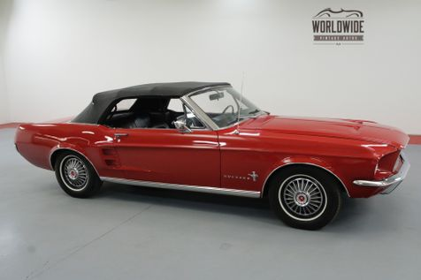 1967 Ford MUSTANG 302 AUTOMATIC. POWER TOP SUMMERTIME FUN  | Denver, CO | Worldwide Vintage Autos in Denver, CO