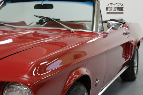 1967 Ford MUSTANG  CONVERTIBLE. RESTORED 289 V8! AUTO. MUST SEE  | Denver, CO | Worldwide Vintage Autos in Denver, CO