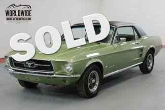 1967 Ford MUSTANG 3,500 MILES ON ENGINE REBUILD  | Denver, CO | Worldwide Vintage Autos in Denver CO