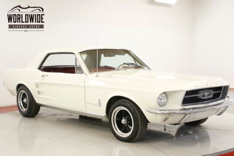 1967 Ford MUSTANG  302 V8 5SPD FRONT DISC DUAL EXHAUST PS | Denver, CO | Worldwide Vintage Autos in Denver, CO