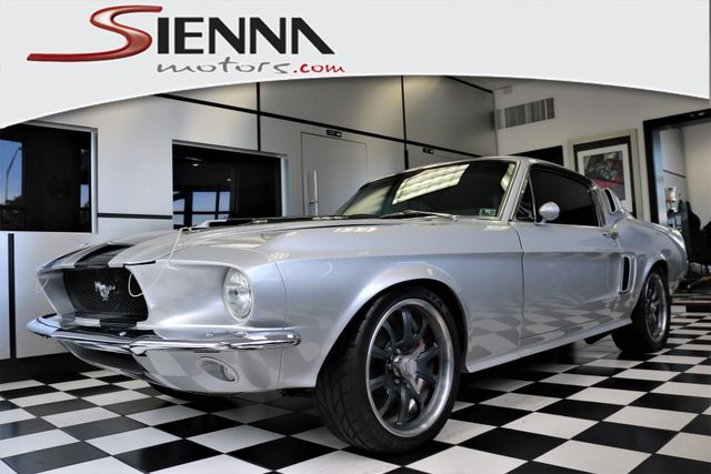 1967 Ford Mustang Fastback Resto-Mod