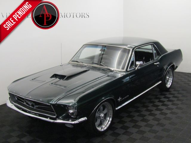 1967 Ford MUSTANG V8 AUTO RESTORED