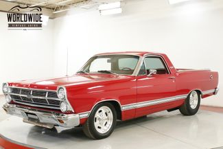 1967 Ford RANCHERO CHROME V8 AUTO PS PB | Denver, CO | Worldwide Vintage Autos in Denver CO