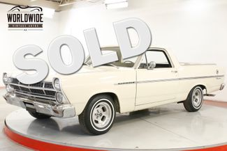 1967 Ford RANCHERO RARE V8 1 YEAR ONLY AUTO UPGRADES | Denver, CO | Worldwide Vintage Autos in Denver CO