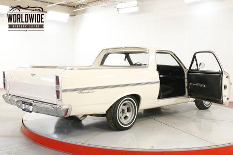 1967 Ford RANCHERO RARE V8 1 YEAR ONLY AUTO UPGRADES | Denver, CO | Worldwide Vintage Autos in Denver, CO
