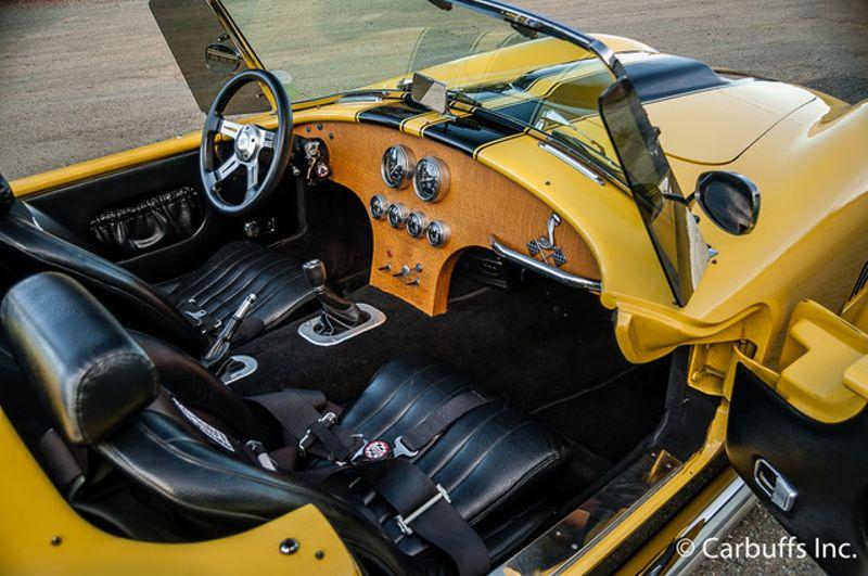 1967 Ford Shelby Cobra Replica    Concord, CA   Carbuffs in Concord, CA
