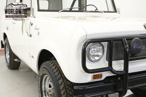 1967 International SCOUT 800 RARE V8 4X4 CONVERTIBLE 65K ORIGINAL MILES! | Denver, CO | Worldwide Vintage Autos in Denver, CO