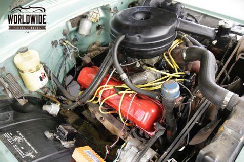 1967 International TRAVELALL 1100B ULTRA RARE 4x4 TIME CAPSULE 86K MI  | Denver, CO | Worldwide Vintage Autos in Denver, CO