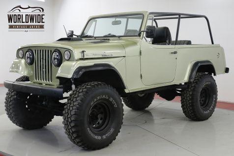1967 Jeep COMANDO  RESTORED, 4X4 V8  | Denver, CO | Worldwide Vintage Autos in Denver, CO