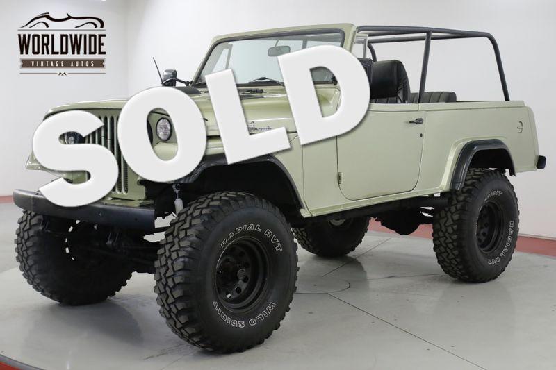 1967 Jeep COMANDO  RESTORED, 4X4 V8  | Denver, CO | Worldwide Vintage Autos