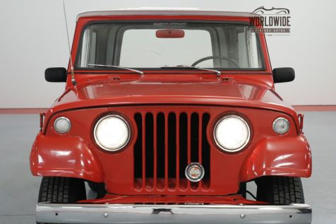 1967 Jeep COMMANDO  RESTORED REMOVABLE TOP NEW INTERIOR  | Denver, CO | Worldwide Vintage Autos in Denver, CO
