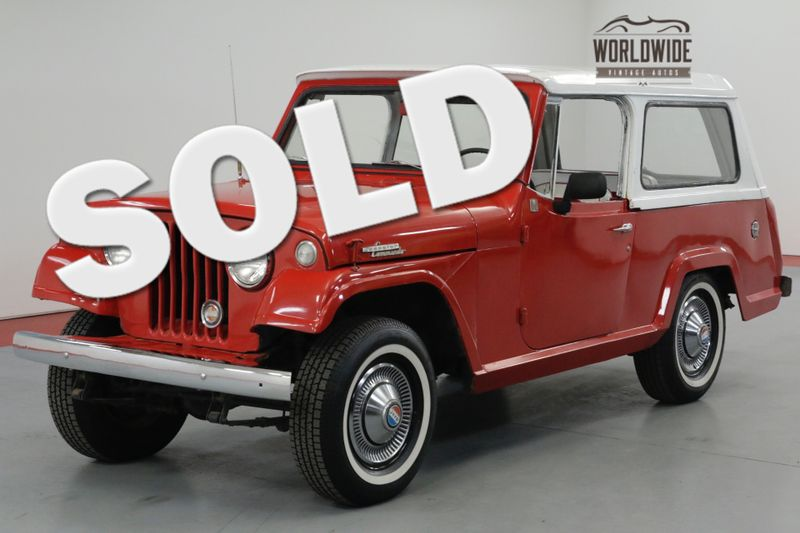1967 Jeep COMMANDO  RESTORED REMOVABLE TOP NEW INTERIOR  | Denver, CO | Worldwide Vintage Autos