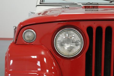 1967 Jeep COMMANDO CONVERTIBLE! DAUNTLESS V6. 4X4. PS PB  | Denver, CO | Worldwide Vintage Autos in Denver, CO