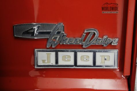1967 Jeep JEEPSTER CABRIOLET BODY 6 CYL MANUAL 4X4 | Denver, CO | Worldwide Vintage Autos in Denver, CO