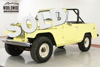 1967 Jeep JEEPSTER in Denver CO