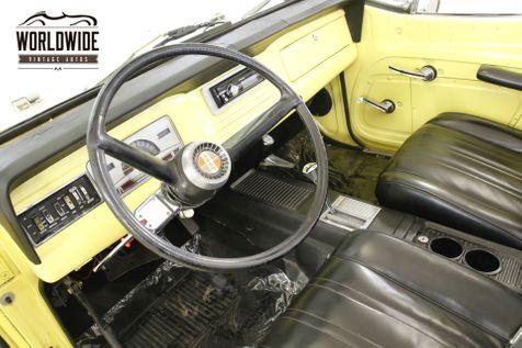 1967 Jeep JEEPSTER COMMANDO V6 4X4 PB AUTO CONVERTIBLE | Denver, CO | Worldwide Vintage Autos in Denver, CO