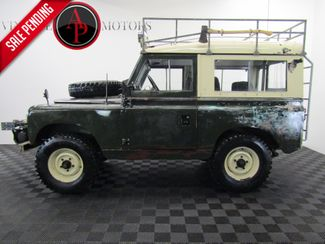 1967 Land Rover SERIES 2A CRATE MOTOR W/ OVERDRIVE in Statesville, NC 28677