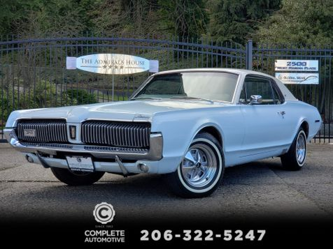 1967 Mercury Cougar XR-7 Very Rare 1 of 4 With This Color Combo Per Marti  in Seattle