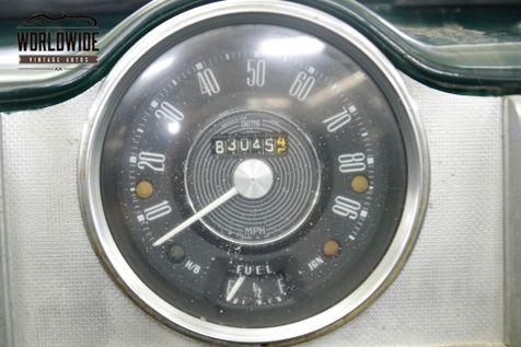 1967 Morris MINOR 1000 RARE CONVERTIBLE PERFECT FOR THE SUMMER | Denver, CO | Worldwide Vintage Autos in Denver, CO