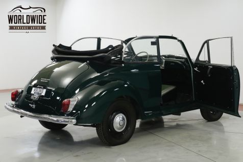 1967 Morris MINOR 1000 RARE CONVERTIBLE PERFECT FOR THE SUMMER | Denver, CO | Worldwide Vintage Autos in Denver, CO