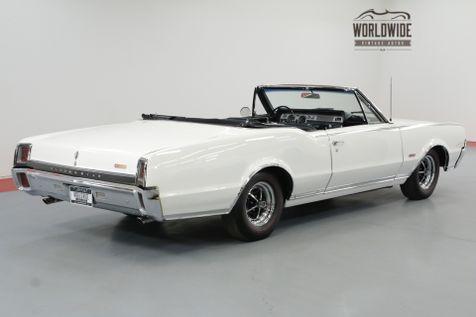 1967 Oldsmobile 442 CONVERTIBLE 400 V8 FACTORY 4 SPEED MANUAL RARE | Denver, CO | Worldwide Vintage Autos in Denver, CO
