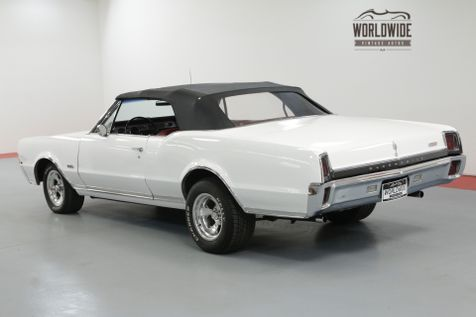 1967 Oldsmobile 442 CONVERTIBLE. RARE. 400V8! AUTOMATIC MUST SEE   Denver, CO   Worldwide Vintage Autos in Denver, CO