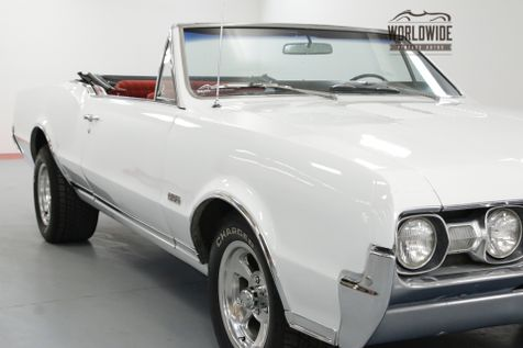 1967 Oldsmobile 442 CONVERTIBLE. RARE. 400V8! AUTOMATIC MUST SEE | Denver, CO | Worldwide Vintage Autos in Denver, CO